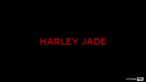 Harley Jade is taking a guy from the neighborhood and fucking him like crazy, like a slut